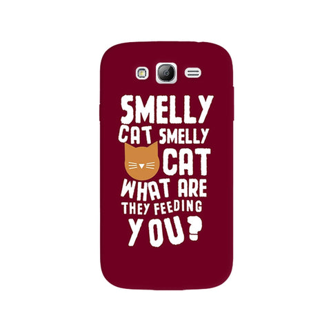 Smelly Cat  Samsung Galaxy Grand Case