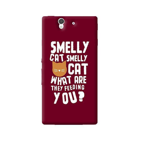 Smelly Cat  Sony Xperia Z Case