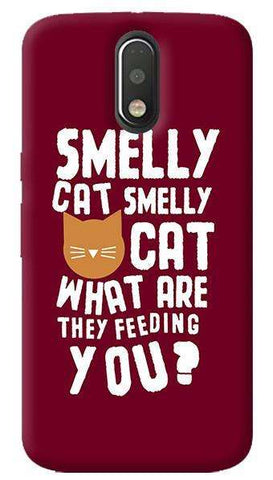 Smelly Cat Motorola Moto G4/ G4 Plus Case