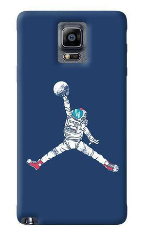 Space Dunk Samsung Galaxy Note 4 Case