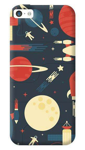 Space Odyssey   Apple iPhone 5C Case