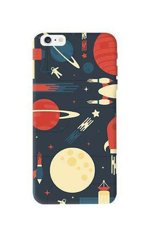 Space Odyssey  Apple iPhone 6 Plus Case