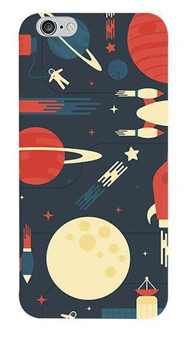Space Odyssey  Apple iPhone 6/6S Case