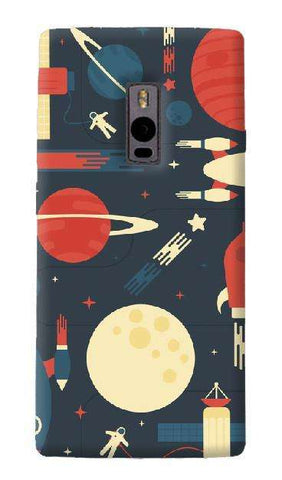 Space Odyssey  OnePlus Two Case