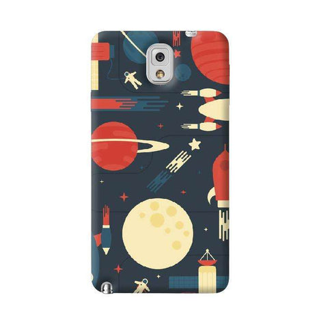 Space Odyssey  Samsung Galaxy Note 3 Case