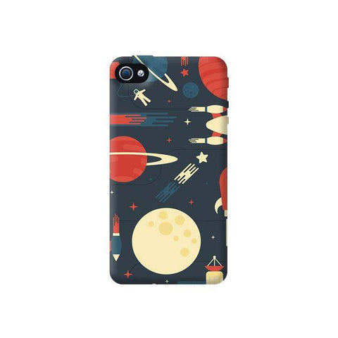 Space Odyssey Apple iPhone 4/4S Case