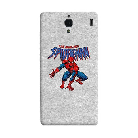 SPIDER-MAN   Xiaomi Redmi 1S Case
