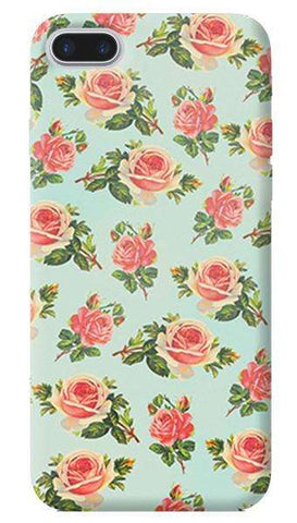 Spring Floral Apple iPhone 7 Plus Case