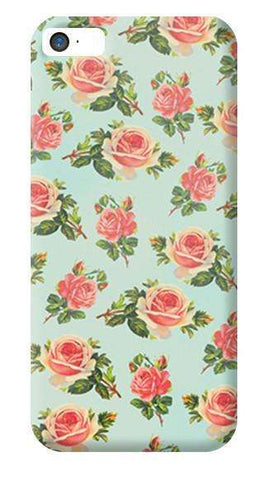 Spring Floral iPhone 5/5S Case