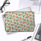 Spring Floral Laptop Sleeve