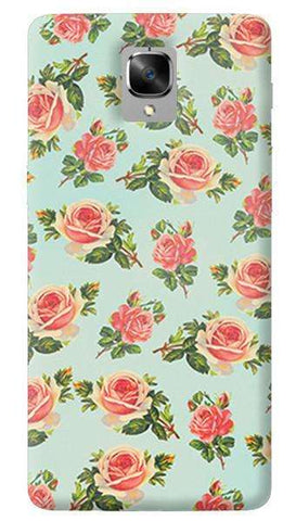 Spring Floral Oneplus 3/ 3T Case