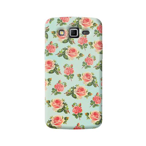 Spring Floral Samsung Galaxy Grand 2 Case