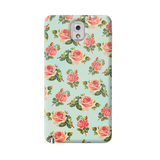 Spring Floral Samsung Galaxy Note 3 Case