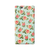 Spring Floral Sony Xperia Z Case