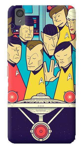 Star Trek  Oneplus X Case