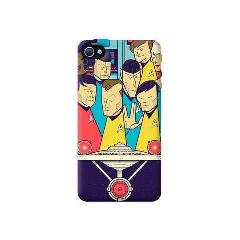 Star Trek Apple iPhone 4/4S Case