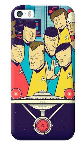 Star Trek Apple iPhone 5/5S Case