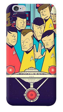 Star Trek Apple iPhone 6/6S Case