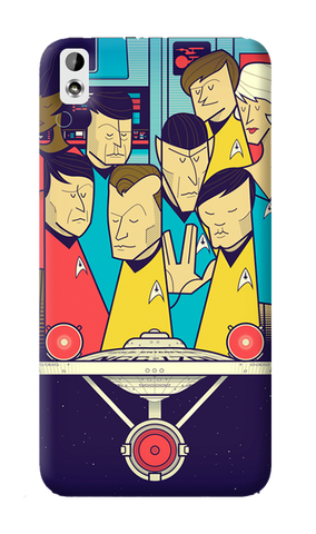 Star Trek HTC Desire 816 Case