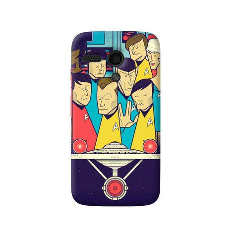 Star Trek Moto G Case