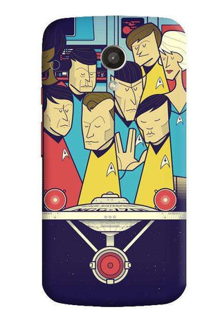 Star Trek Motorola Moto G 2nd Gen Case