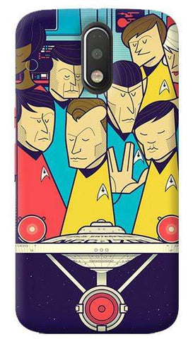 Star Trek Motorola Moto G4/ G4 Plus Case