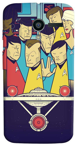 Star Trek Motorola Moto X Case