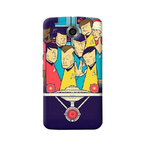 Star Trek Nexus 6 Case