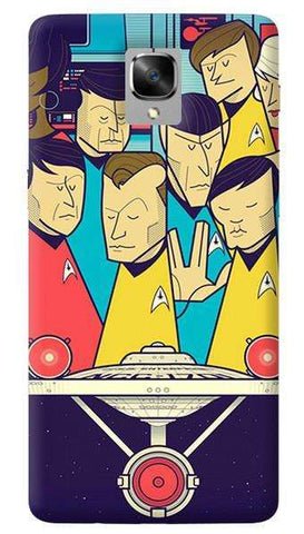 Star Trek Oneplus 3/ 3T Case
