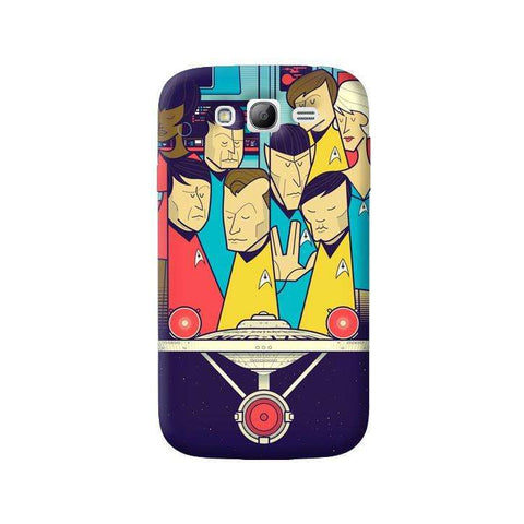 Star Trek Samsung Galaxy Grand Case