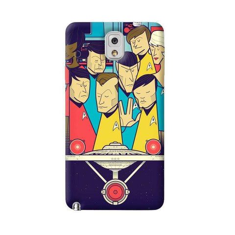 Star Trek Samsung Galaxy Note 3 Case