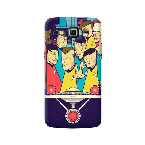 Star Trek Sumsung Galaxy Grand 2 Case