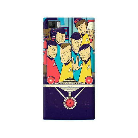 Star Trek Xiaomi Mi3 Case