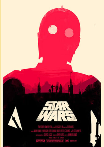 Star Wars Classic Poster