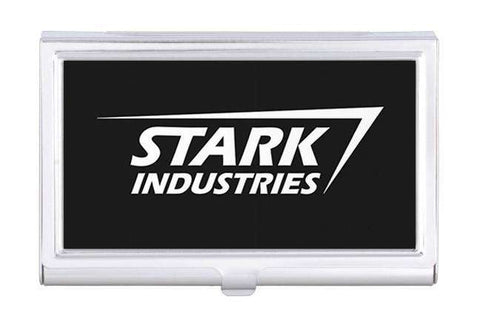 Stark Industries Business Card Holder