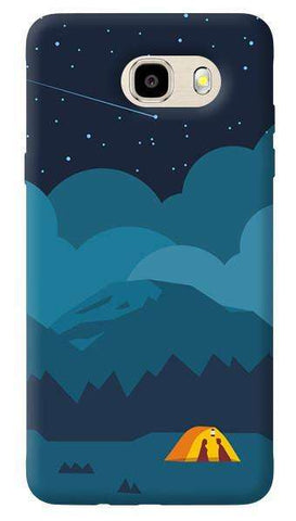 Starry Night Samsung Galaxy J7 Prime Case