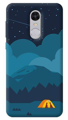 Starry Night Xiaomi Redmi Note 4 Case