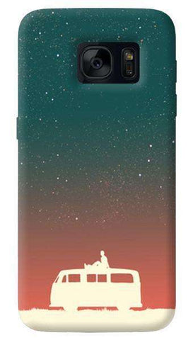 Starry Sky   Samsung Galaxy S7 Edge Case