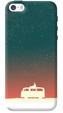 Starry Sky Apple iPhone 5C Case