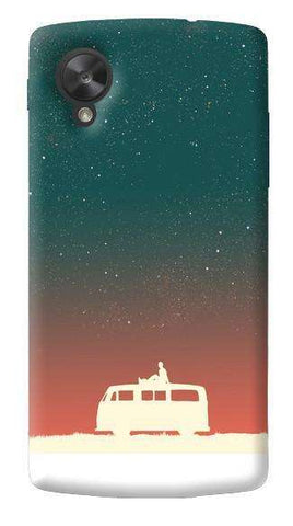 Starry Sky LG Nexus 5 Case