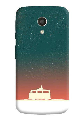 Starry Sky Motorola Moto G 2nd Gen Case