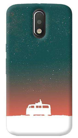 Starry Sky Motorola Moto G4/ G4 Plus Case