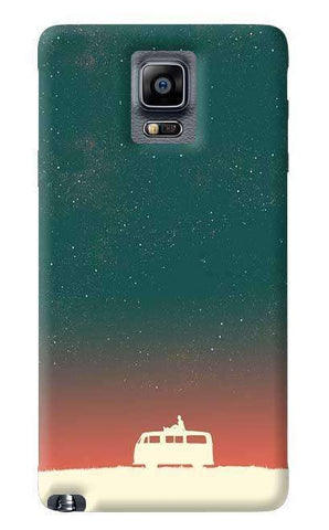 Starry Sky Samsung Galaxy Note 4 Case