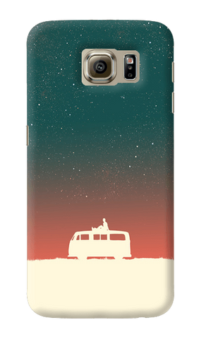 Starry Sky Samsung Galaxy S6 Case