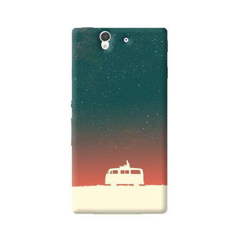 Starry Sky Sony Xperia Z Case