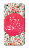 Stay Curious HTC Desire 816 Case