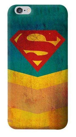 Super Girl Apple iPhone 6/6S Case