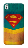 Super Girl HTC Desire 820 Case