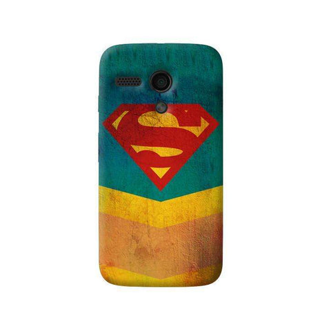 Super Girl Motorola Moto G Case