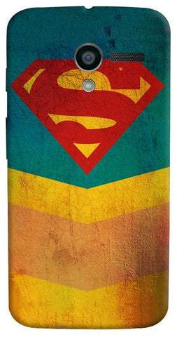 Super Girl Motorola Moto X Case